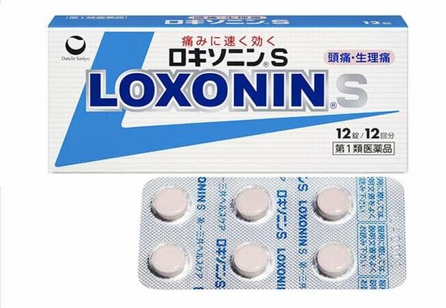 ロキソニンS、歯痛の応急処置