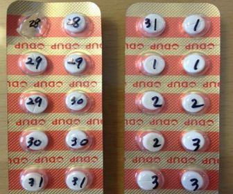 薬の飲み忘れを防止